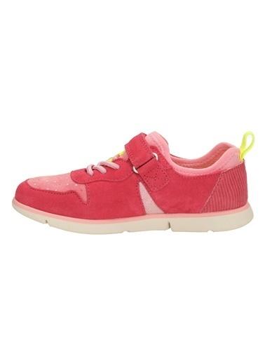 Clarks Ayakkabı Pembe